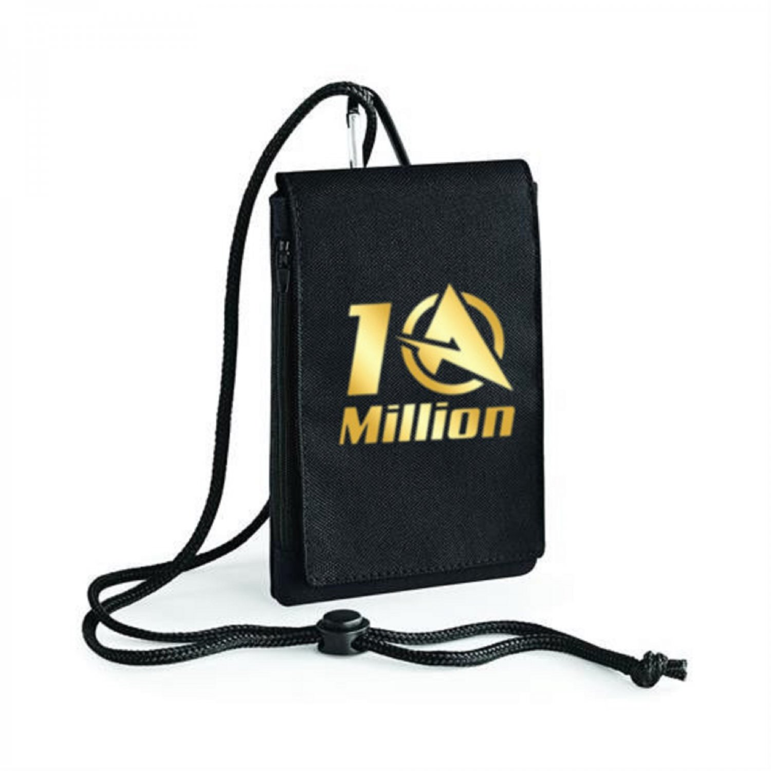 Ali-A 10 MILLION Inspired Bagbase Phone Pouch