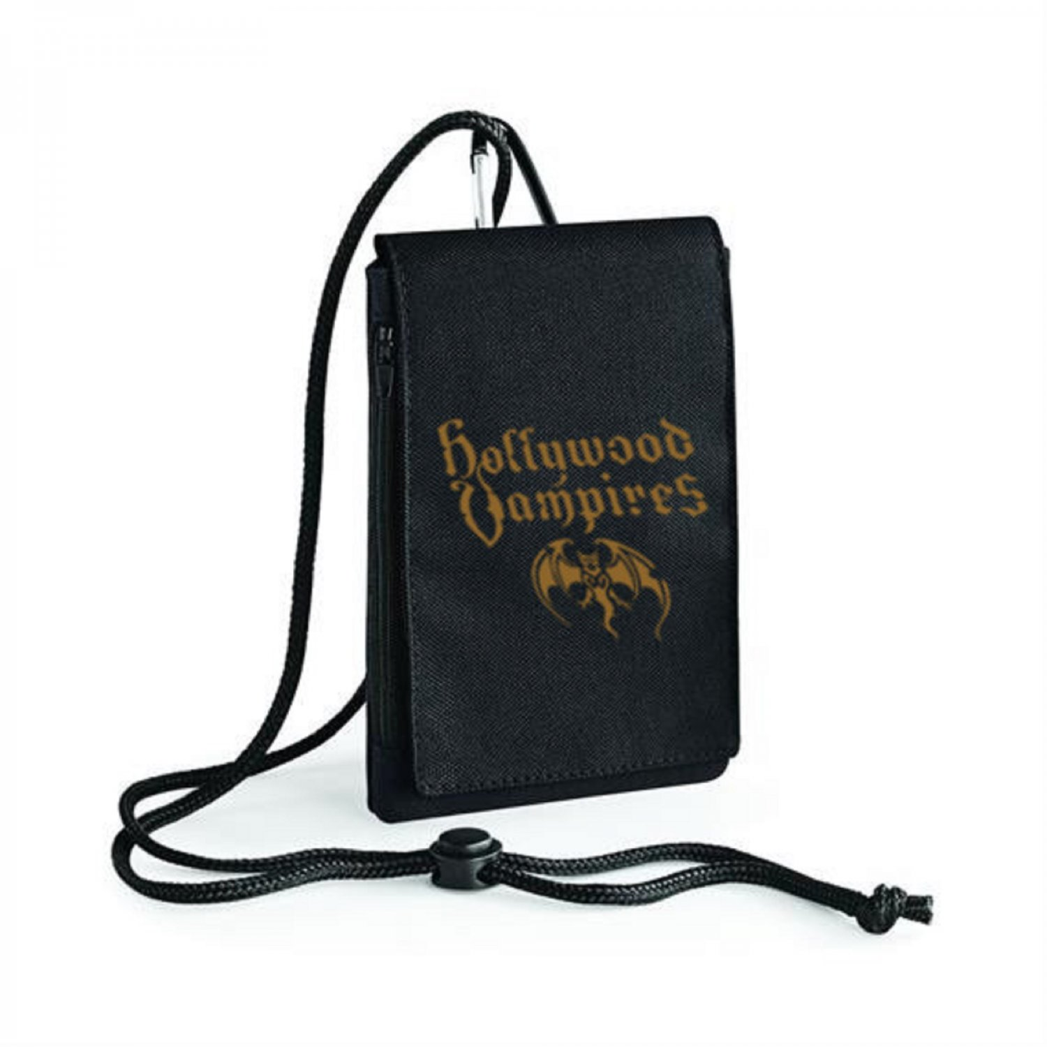 Alice Cooper,Hollywood Vampires Inspired Bagbase Phone Pouch