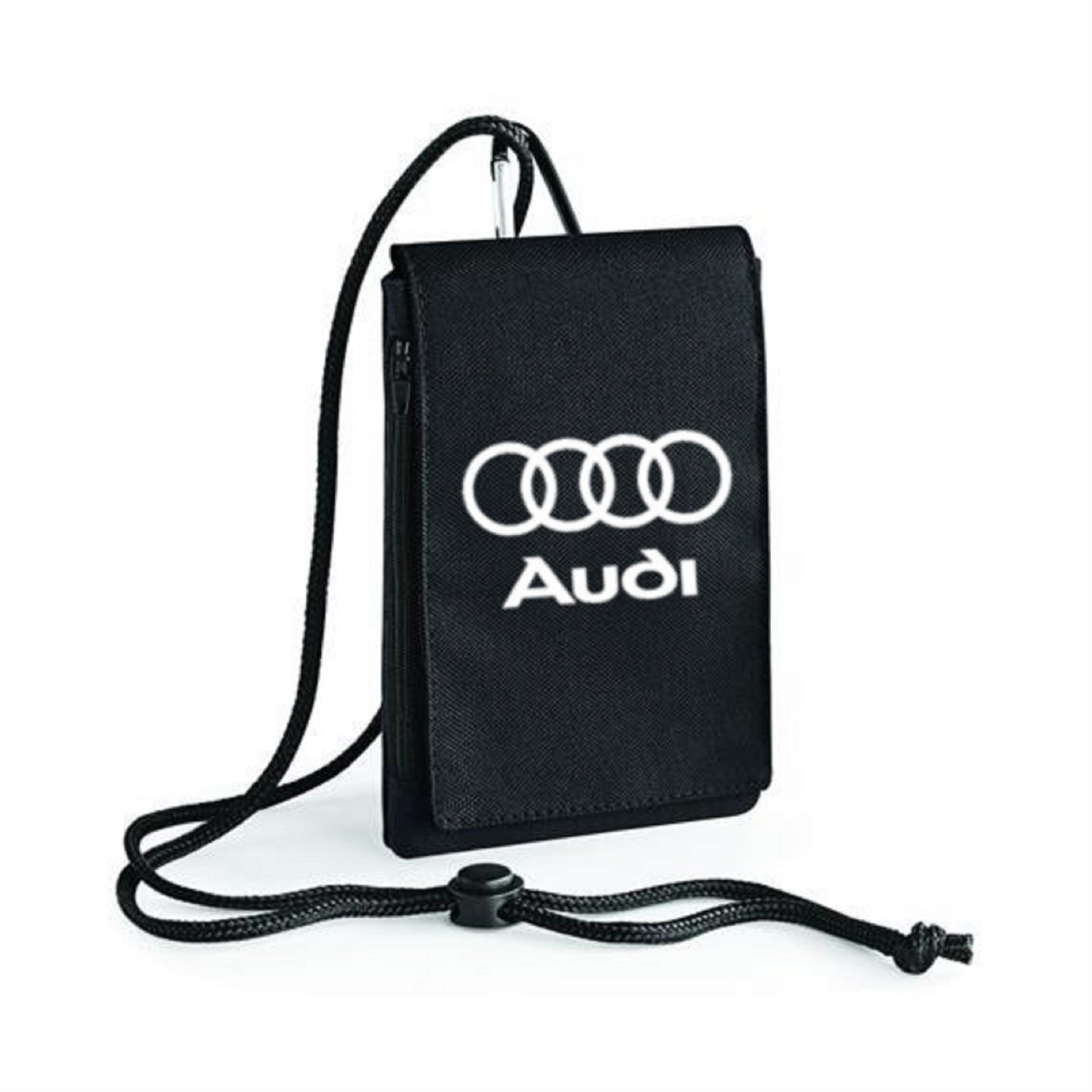 Audi Logo Inspired Bagbase Phone Pouch