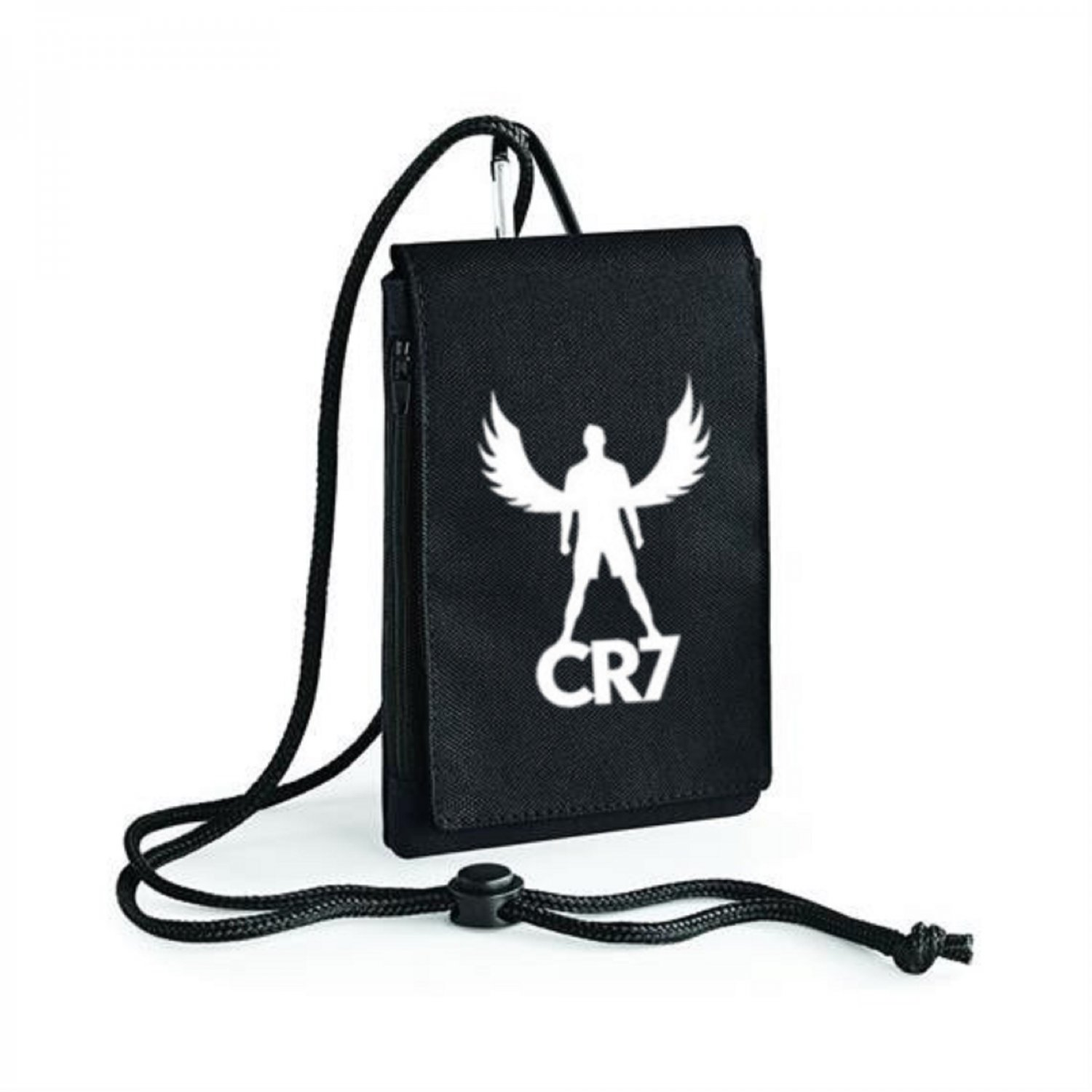 Cristiano Ronaldo CR7 Inspired Bagbase Phone Pouch