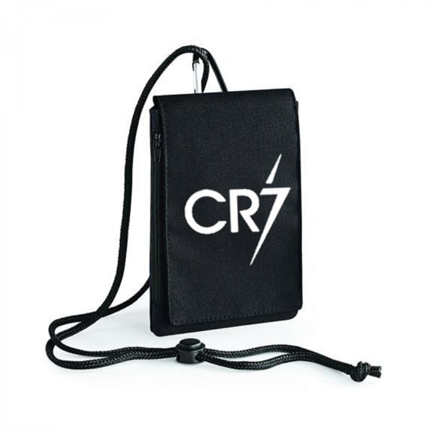 Cristiano Ronaldo CR7 light Inspired Bagbase Phone Pouch