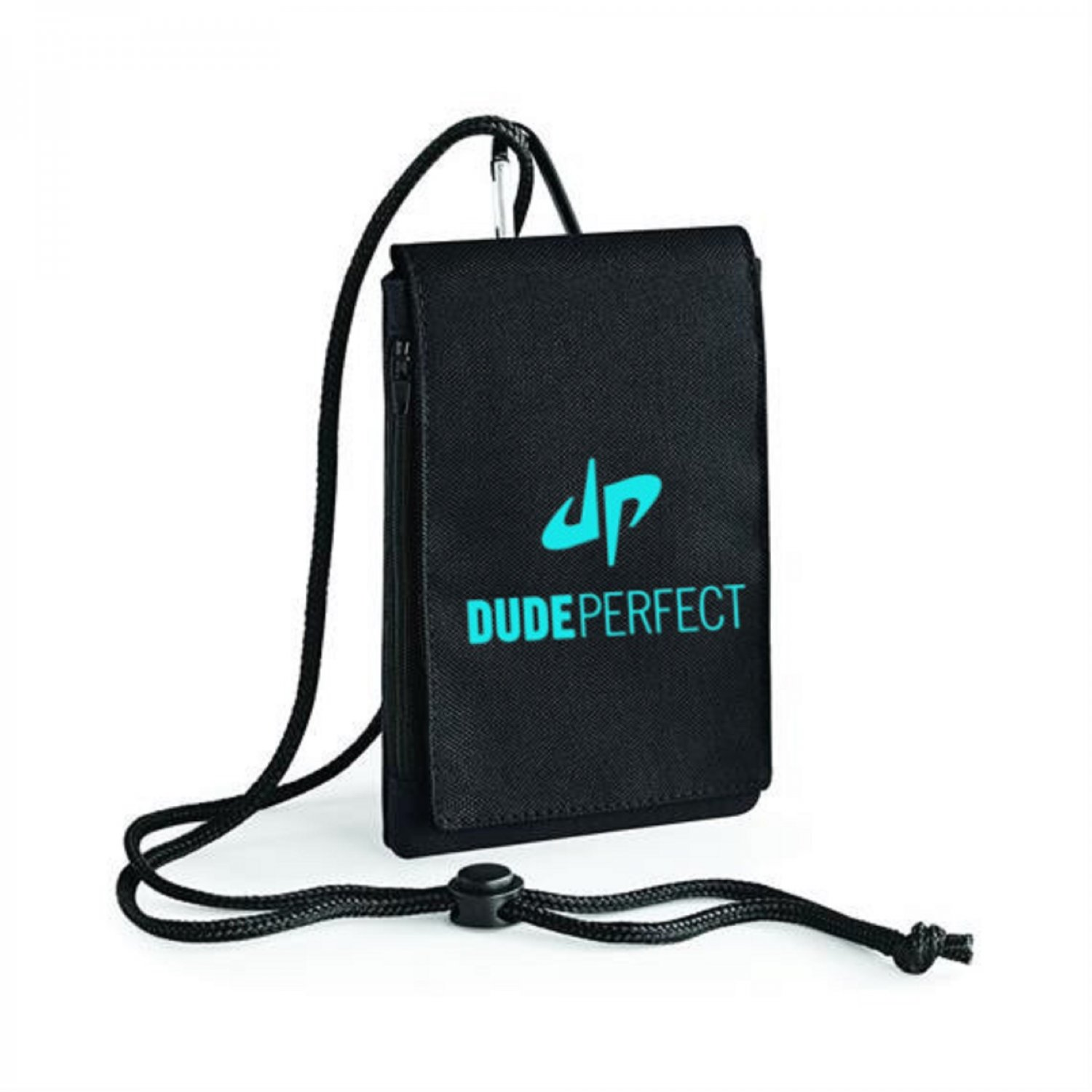 Dude Perfect Inspired Bagbase Phone Pouch