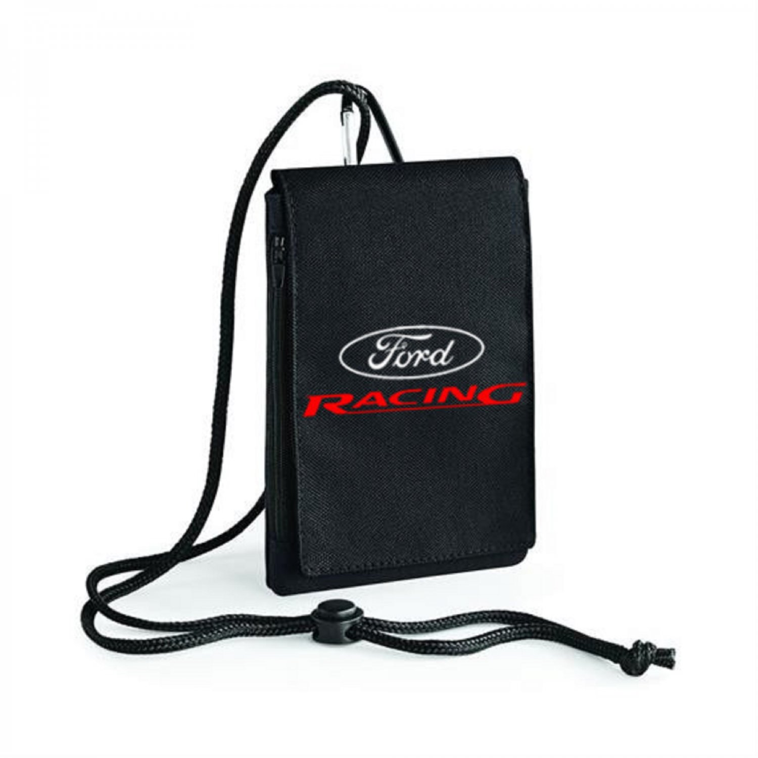 Ford Racing Inspired Bagbase Phone Pouch