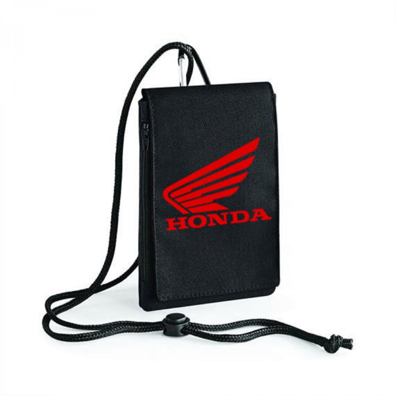 Honda Logo Inspired Bagbase Phone Pouch