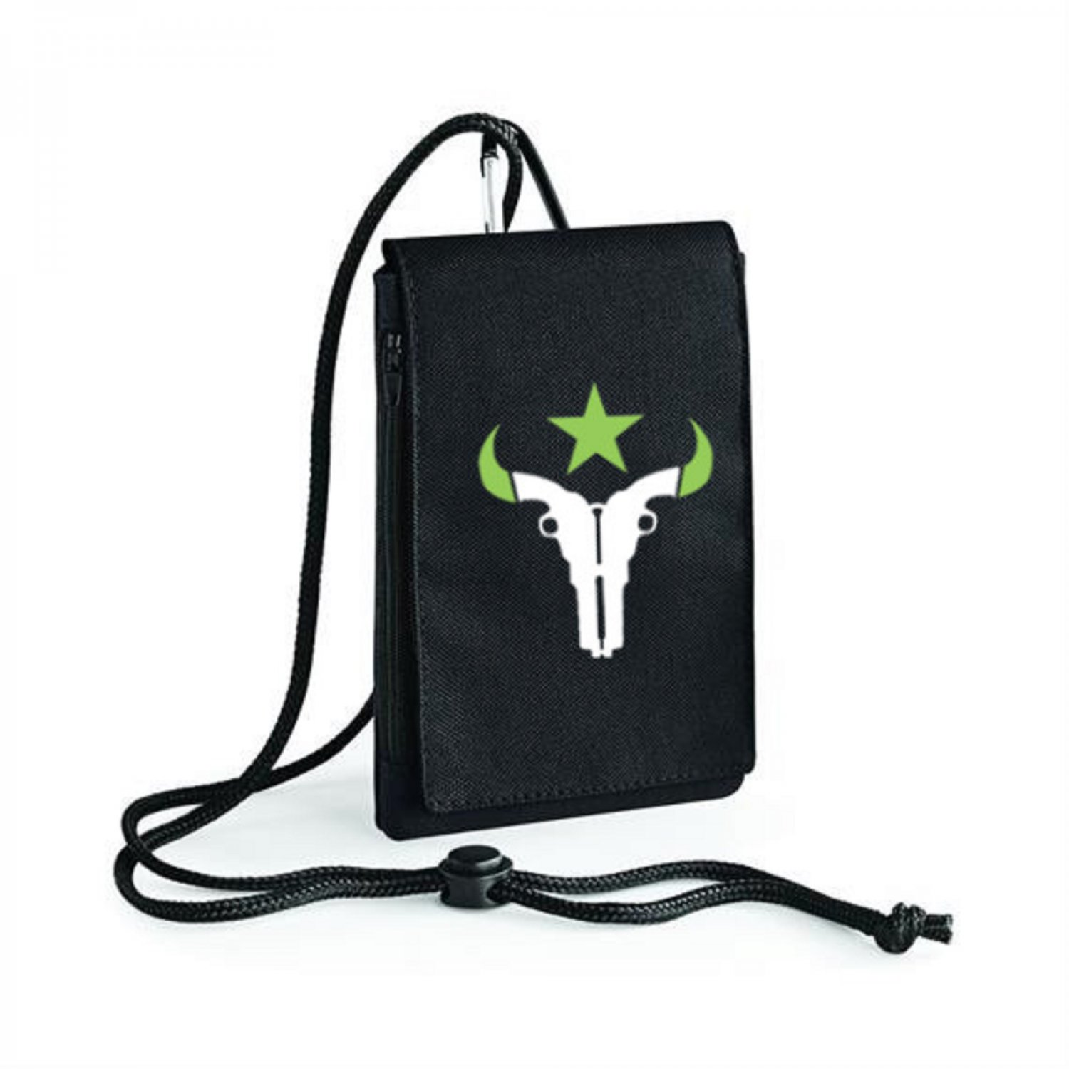 Overwatch houston outlaws Inspired Bagbase Phone Pouch