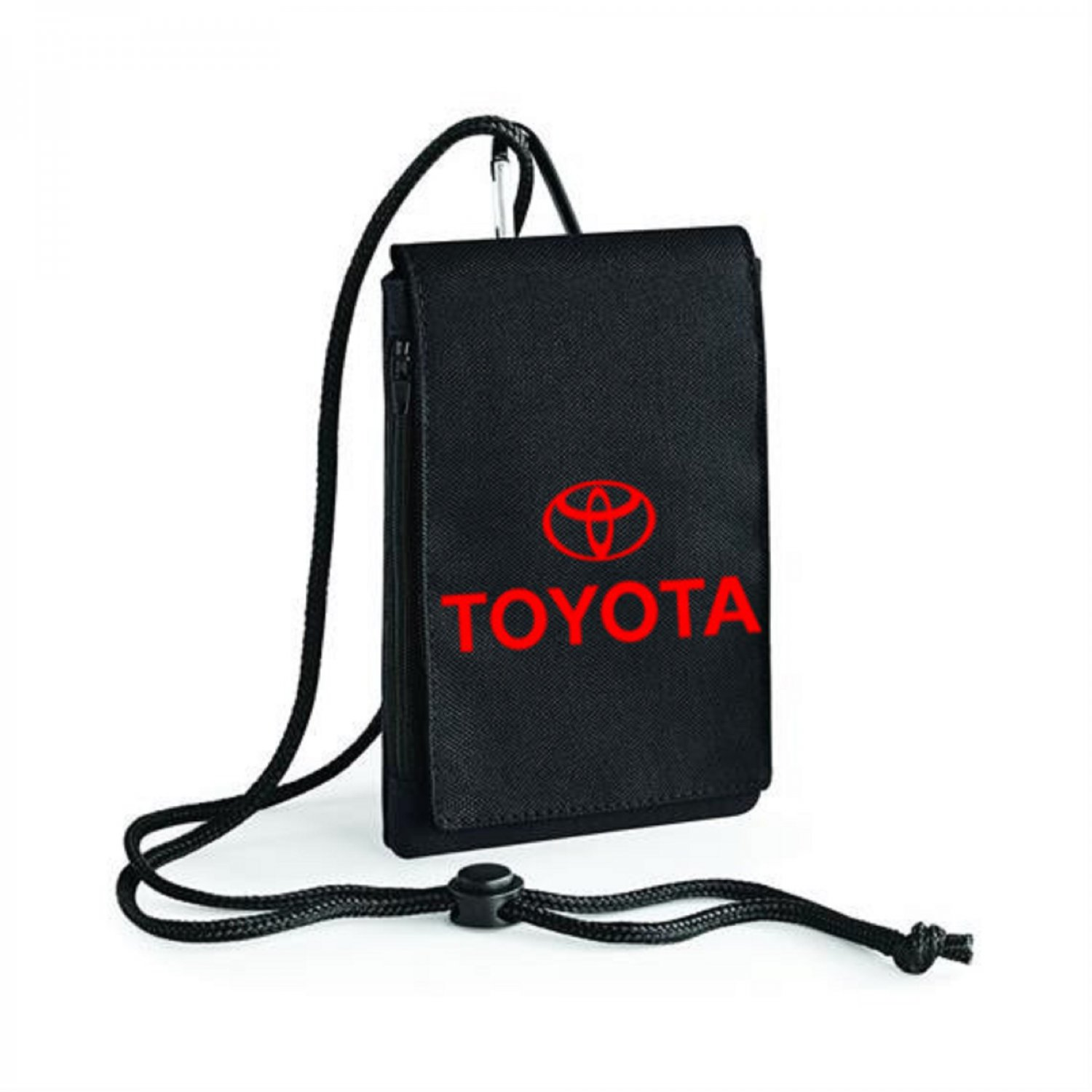 Toyota Logo Inspired Bagbase Phone Pouch