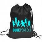 Dude Perfect youtuber 5 Inspired Drawstring Backpack