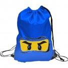 Lego Ninjago1 Inspired Drawstring Backpack