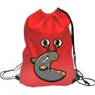 Slogoman youtuber Logo Inspired Drawstring Backpack