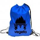 Vegeta Dragon Ball Inspired Drawstring Backpack