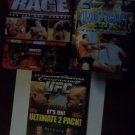 UFC EXTREME FIGHTING WITH METAL CASE (6 DISC SET) (NEXT DAY SHIPPING)