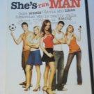 SHE'S THE MAN (FREE DVD & FAST SHIPPING) AMANDA BYRNES