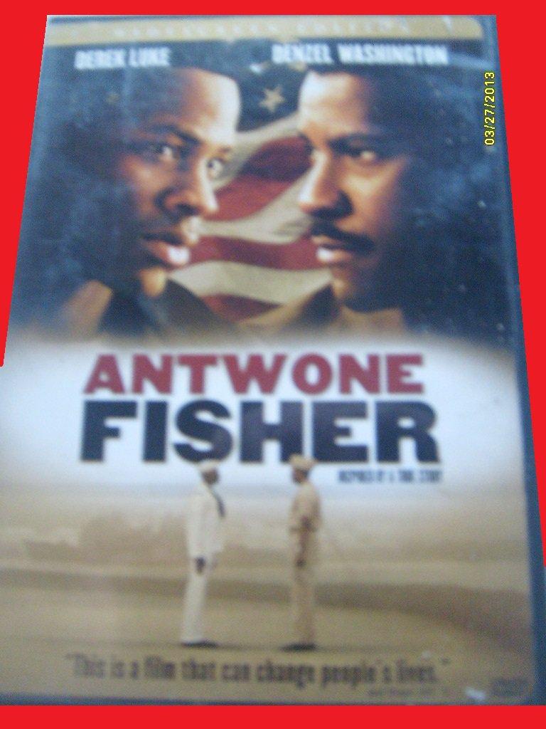 ANTWONE FISHER (FREE DVD & FAST SHIPPING) DEREK LUKE, DENZEL WASHINGTON (TRUE STORY/DRAMA)