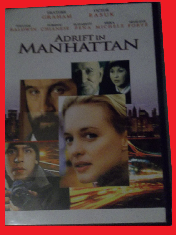 ADRIFT IN MANHATTAN (FREE DVD & FAST SHIPPING) HEATHER GRAHAM (ROMANTIC DRAMA/THRILLER)
