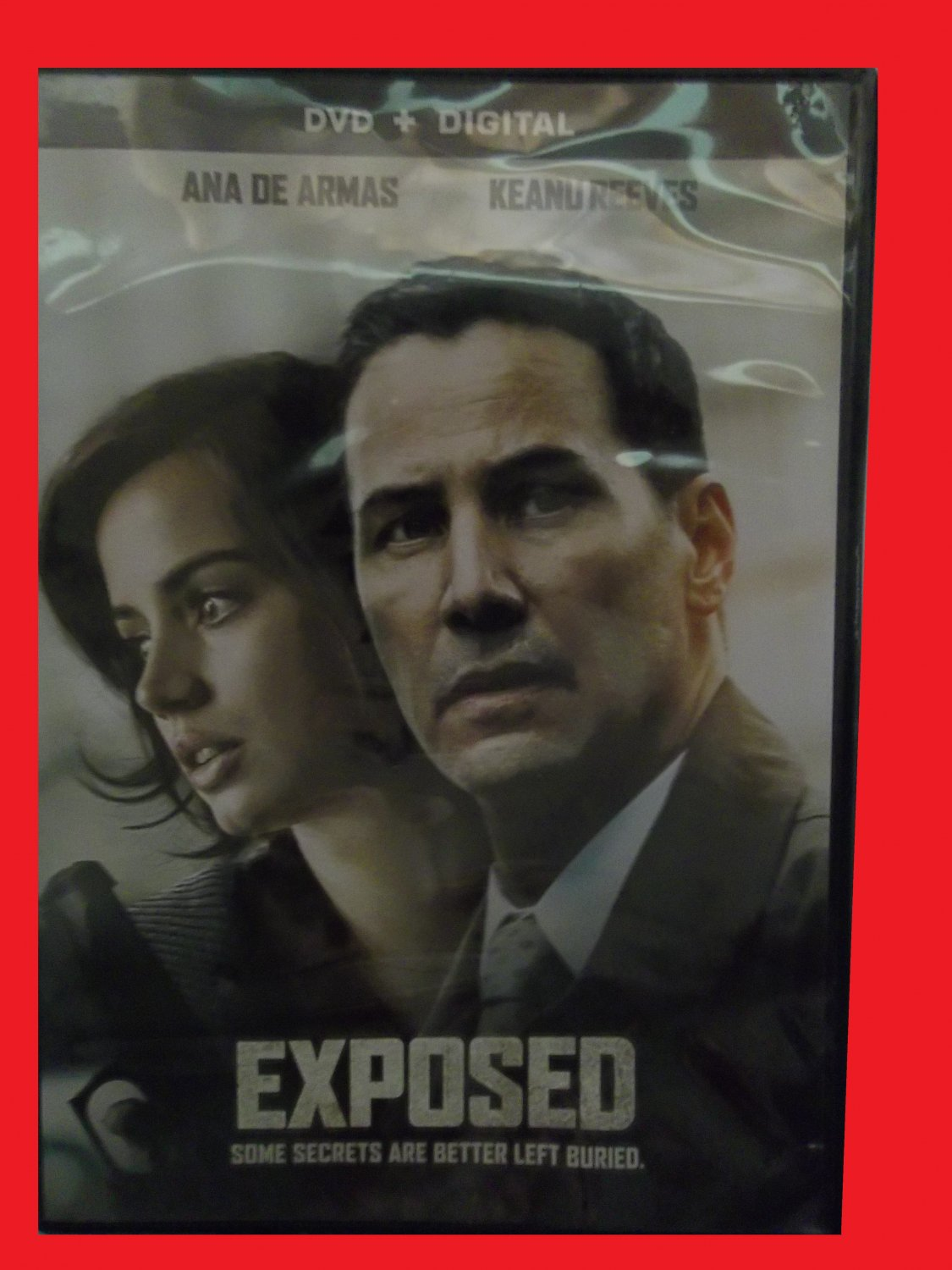 EXPOSED (FREE DVD & FAST SHIPPING) KEANU REEVES (THRILLER/SUSPENSE)