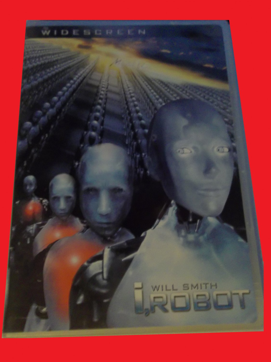 I, ROBOT (FREE DVD & FAST SHIPPING) WILL SMITH (SCI FI ACTION/ADVENTURE)