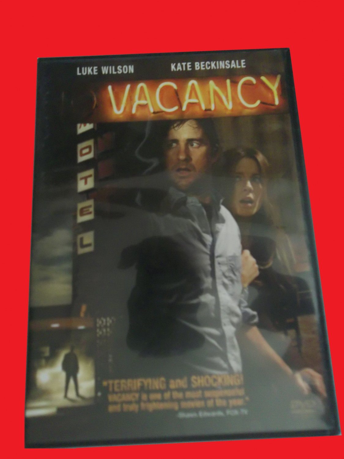 VACANCY (FREE DVD & FAST SHIPPING) LUKE WILSON (THRILLER/HORROR)