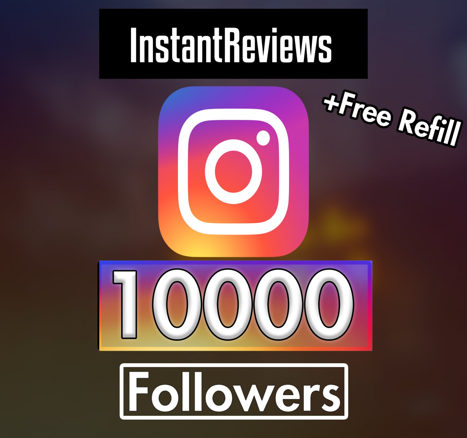 Instagram Followers [10 000] [REAL - 5-10K/DAY - INSTANT] ������