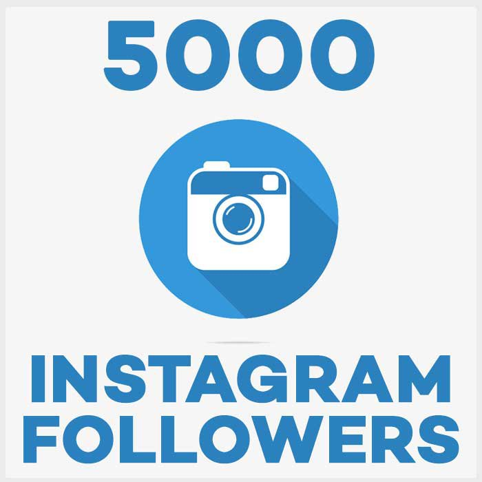 Instagram Followers [5 000] [REAL - 5-10K/DAY - INSTANT] ������
