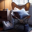 Butterfly Chair Brown Leather Butterfly Chairs - Handmade Only Cover