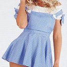 Dororthy Wizard of Oz Fancy Dress Costume