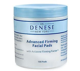 Dr. Denese Advanced Firming Facial Pads, 100 Count