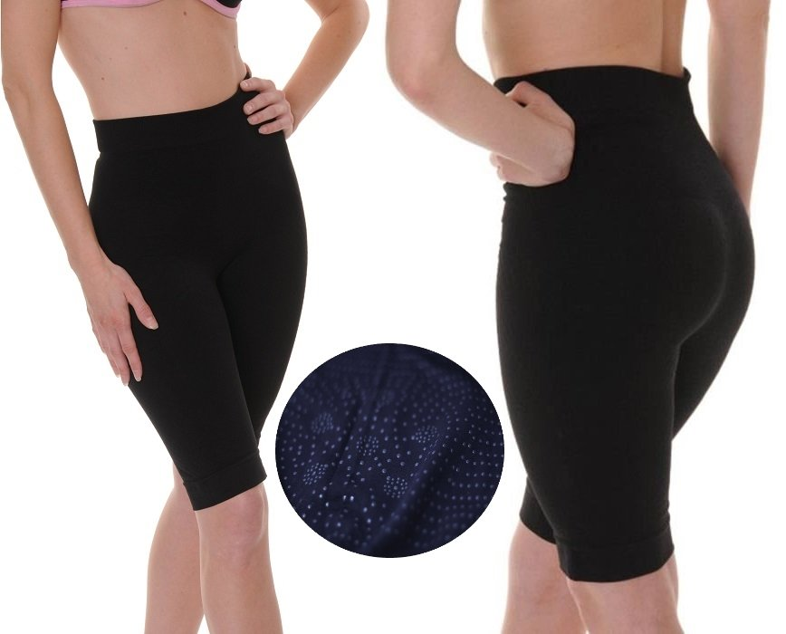 Figuretta Celu-Pants Anti-cellulite slimming pants with tourmaline beads Size S/M