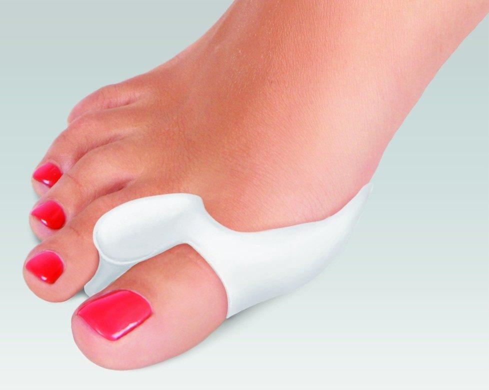 Bunion Splints Hallux Valgus Toes Care Gel Bunion Protectors Toe Separators Straighters Spreaders