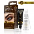 Eyebrow dye Bio Formula Creamy henna with Argan oil & castor oil 3.0 Dark Brown