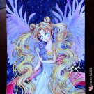 """SAILOR MOON & LUNA"" PRINT"