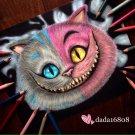 """""""CHESHIRE CAT"""" ORIGINAL ARTWORK"""