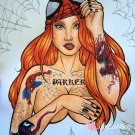 """MARY JANE PARKER"" PRINT"