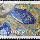 Albania 1970 Fish Mosaic 65Q