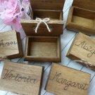 Will You Be My Bridesmaid Box. Bridesmaid Proposal Box, Maid of Honor Jewelry Wedding Gift Box.