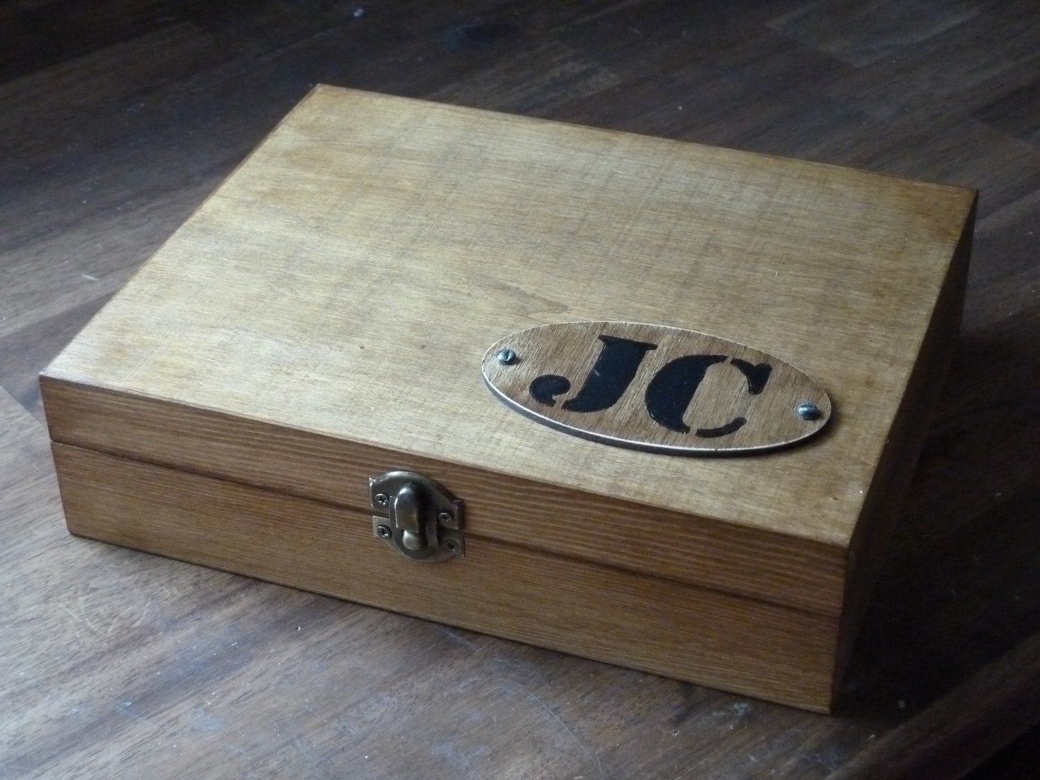 Personalized Groomsmen Gift Box. Cigar Box. Engraved Wooden Box for men. Best man Gift. Wood