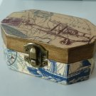 Gift For Him. Male Jewelry Box. Men's Wooden Keepsake Box. For Men. Father's Day gift.