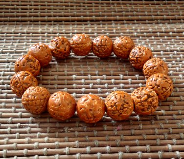 Prayer Beads Stretch Bracelet