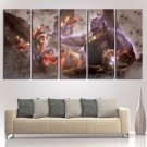 Avengers Decor Painting On Canvas Infinity War Wall Art Thanos Poster HD Framed.