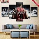 Derrick Rose Chicago Bulls Painting Print Poster Framed NBA Wall Art Canvas