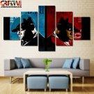 Notorious B.I.G. Biggie Smalls Wall Art Painting Canvas HD Poster Print Framed
