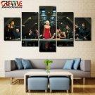 Battlestar Galactica Wall Art Painting On Canvas Poster HD Decor Gift Idea.