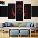 Michael Myers Halloween Horror Wall Art Painting On Canvas Poster HD.