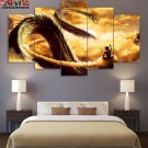 Dragon Ball Z Decor Wall Art Painting On Canvas Print Poster HD Framed