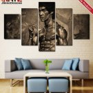Bruce Lee Poster Print Home Decor Wall Art Painting On Canvas HD Framed