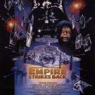 "The Empire Strikes Back Movie Poster Print HD Wall Art Home Decor Silk 27"" x 40"""