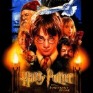 """Harry Potter and the Sorcerer's Stone Movie Poster Print HD Wall Art Home Decor Silk 27"""" x 40"""""""