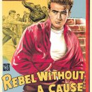 """Rebel Without a Cause Movie Poster Print HD Wall Art Home Decor Silk 27"""" x 40"""""""