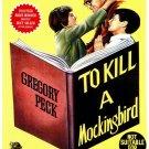 """To Kill a Mockingbird Movie Poster Print HD Wall Art Home Decor Silk 27"""" x 40"""""""