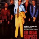 """The Usual Suspects Movie Poster Print HD Wall Art Home Decor Silk 27"""" x 40"""""""