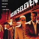 "Ocean's Eleven Movie Poster Print HD Wall Art Home Decor Silk 27"" x 40"""